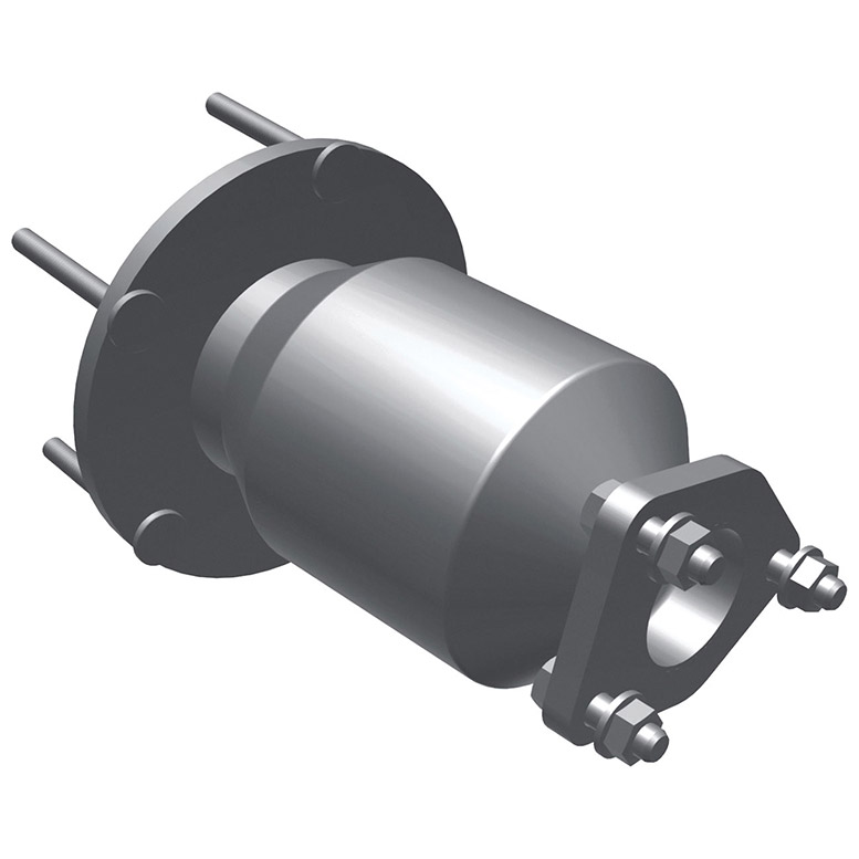 Daihatsu  Catalytic Converter