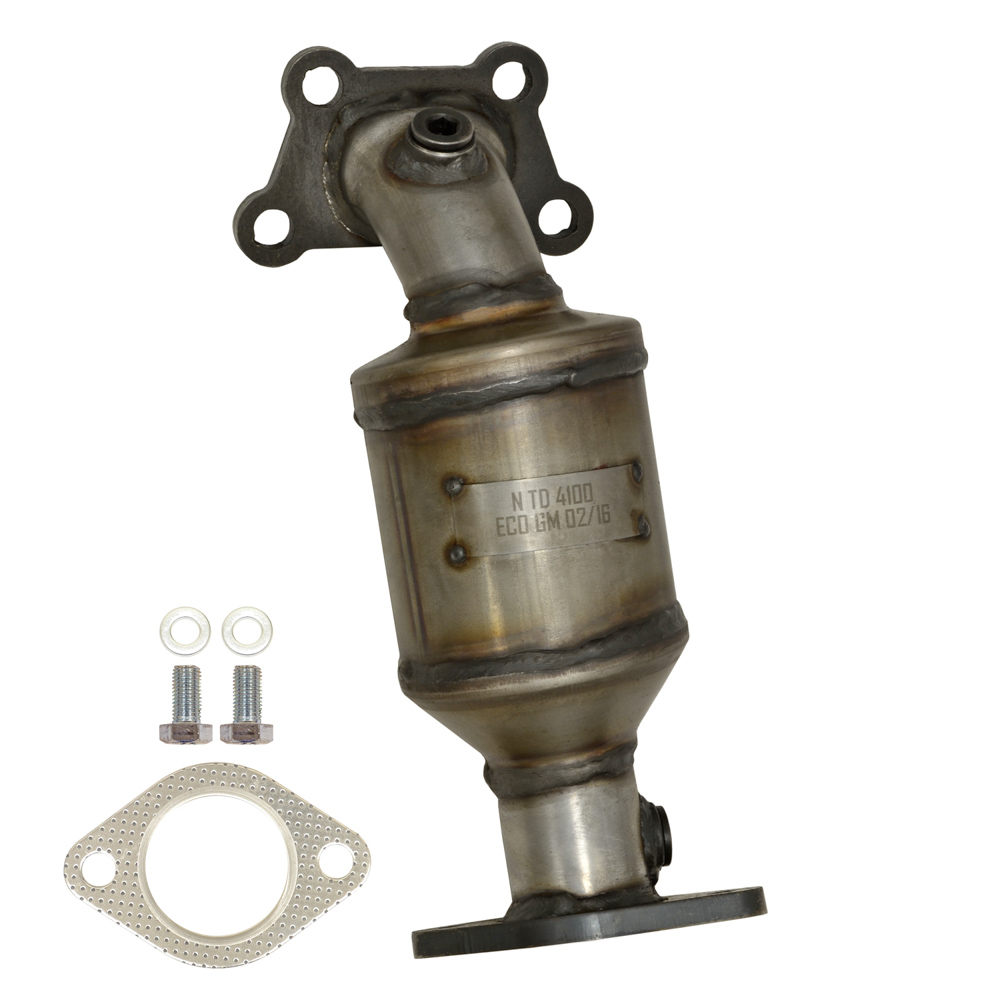 Eastern Catalytic 50550 Catalytic Converter EPA Approved
