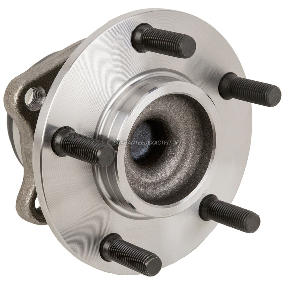 2007 Chrysler Town And Country Wheel Hub Assembly Rear Hub