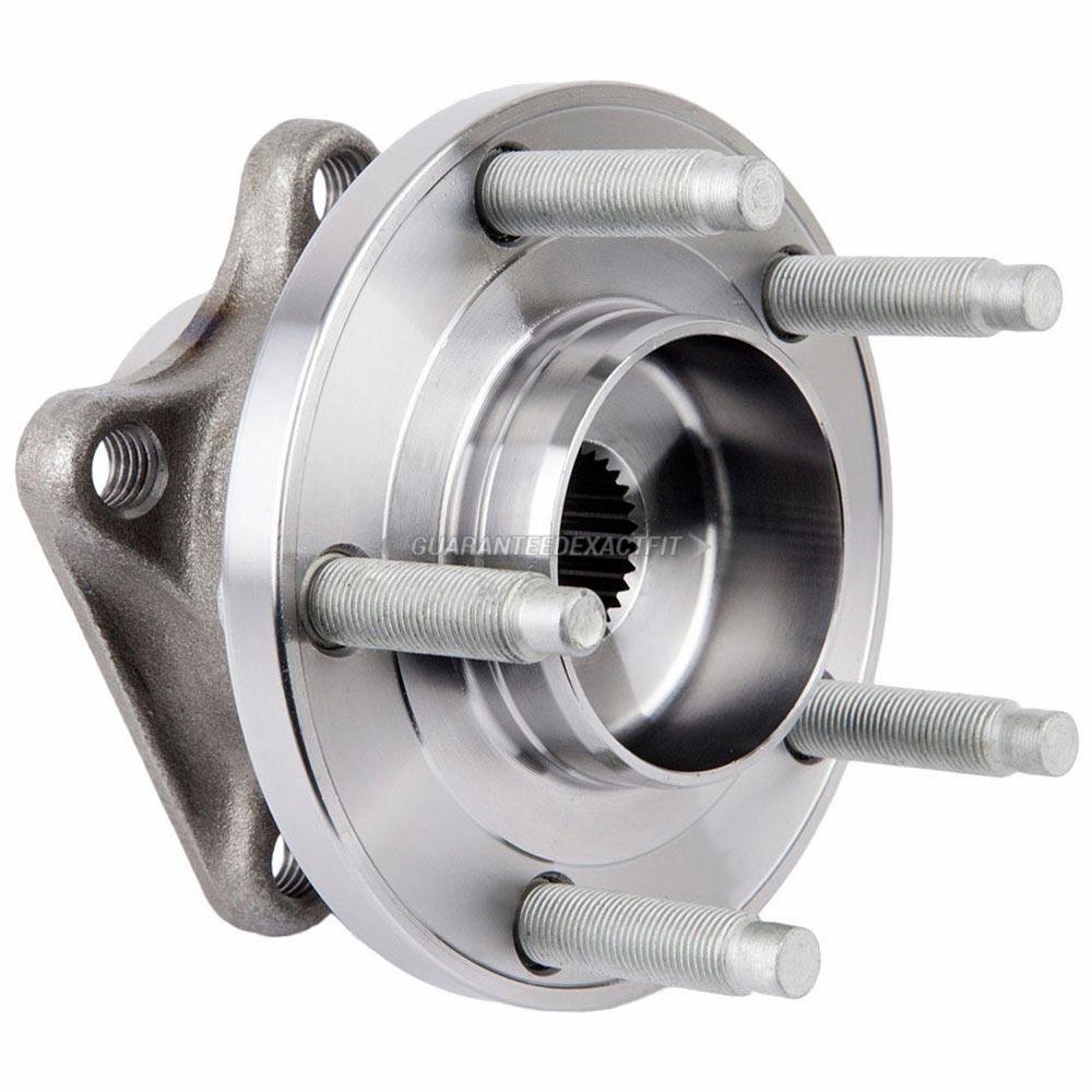 Ford Edge Wheel Hub Assembly