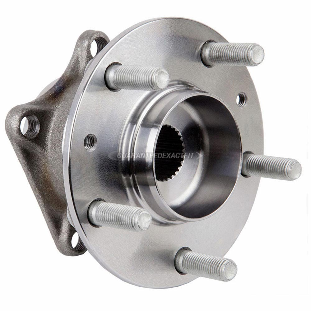 Mazda CX-7 Wheel Hub Assembly