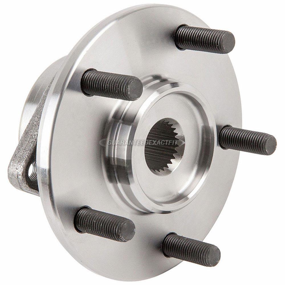 Dodge Avenger Wheel Hub Assembly