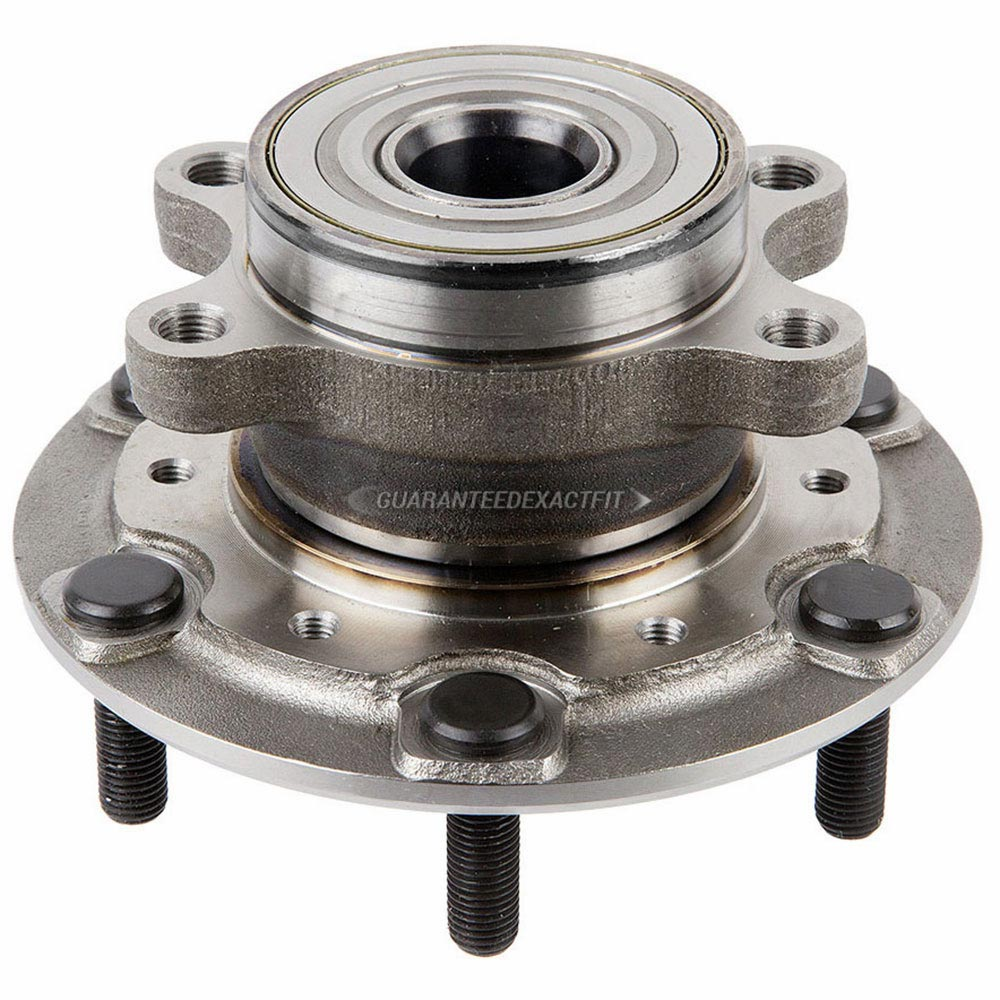 Isuzu Rodeo Front Hub Cover : Isuzu rodeo wheel hub assembly front wd models