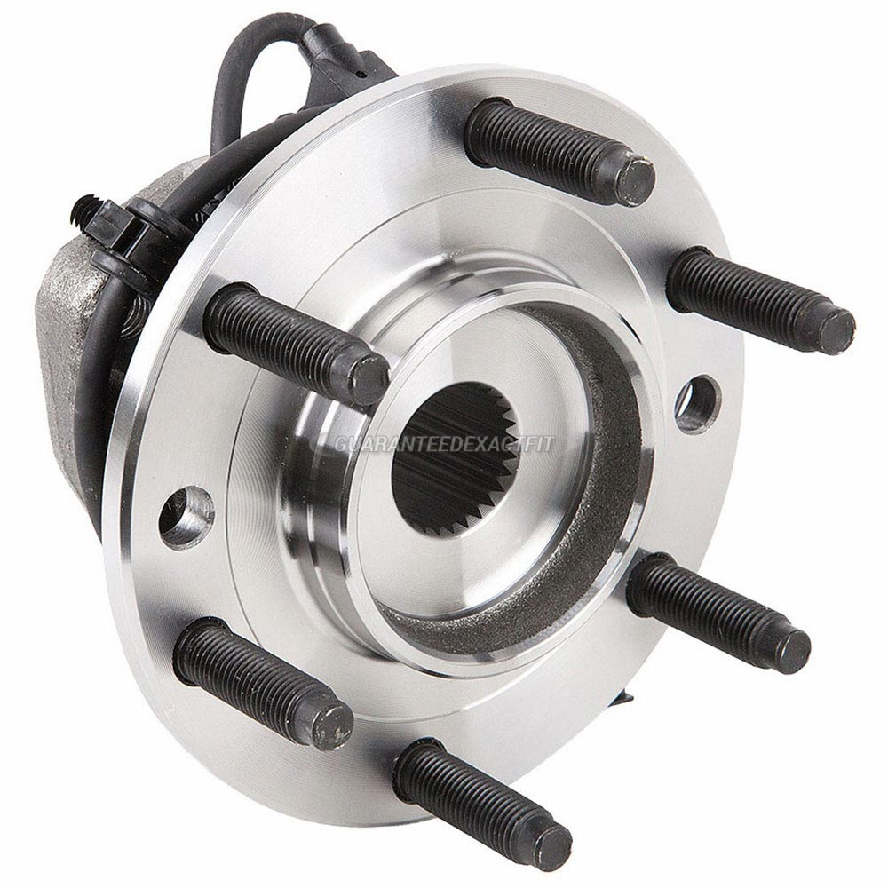 Isuzu  Wheel Hub Assembly