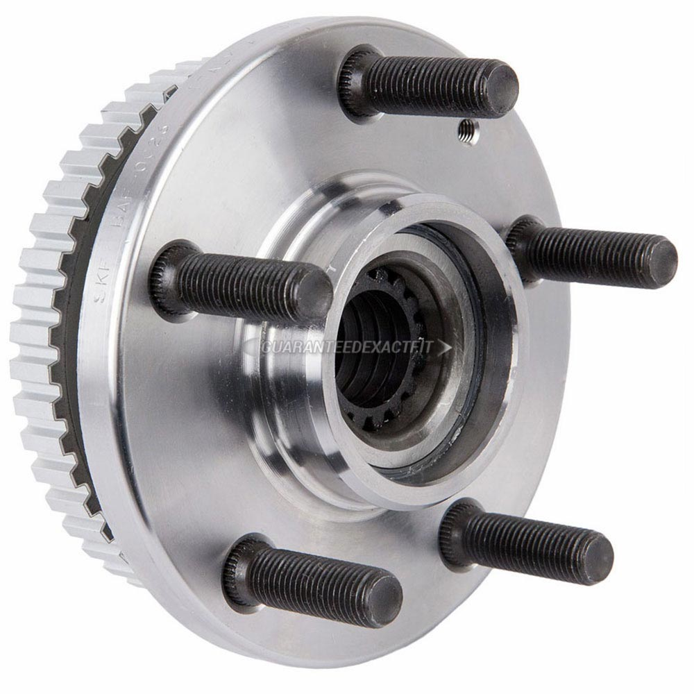 Volvo S90 Wheel Hub Assembly
