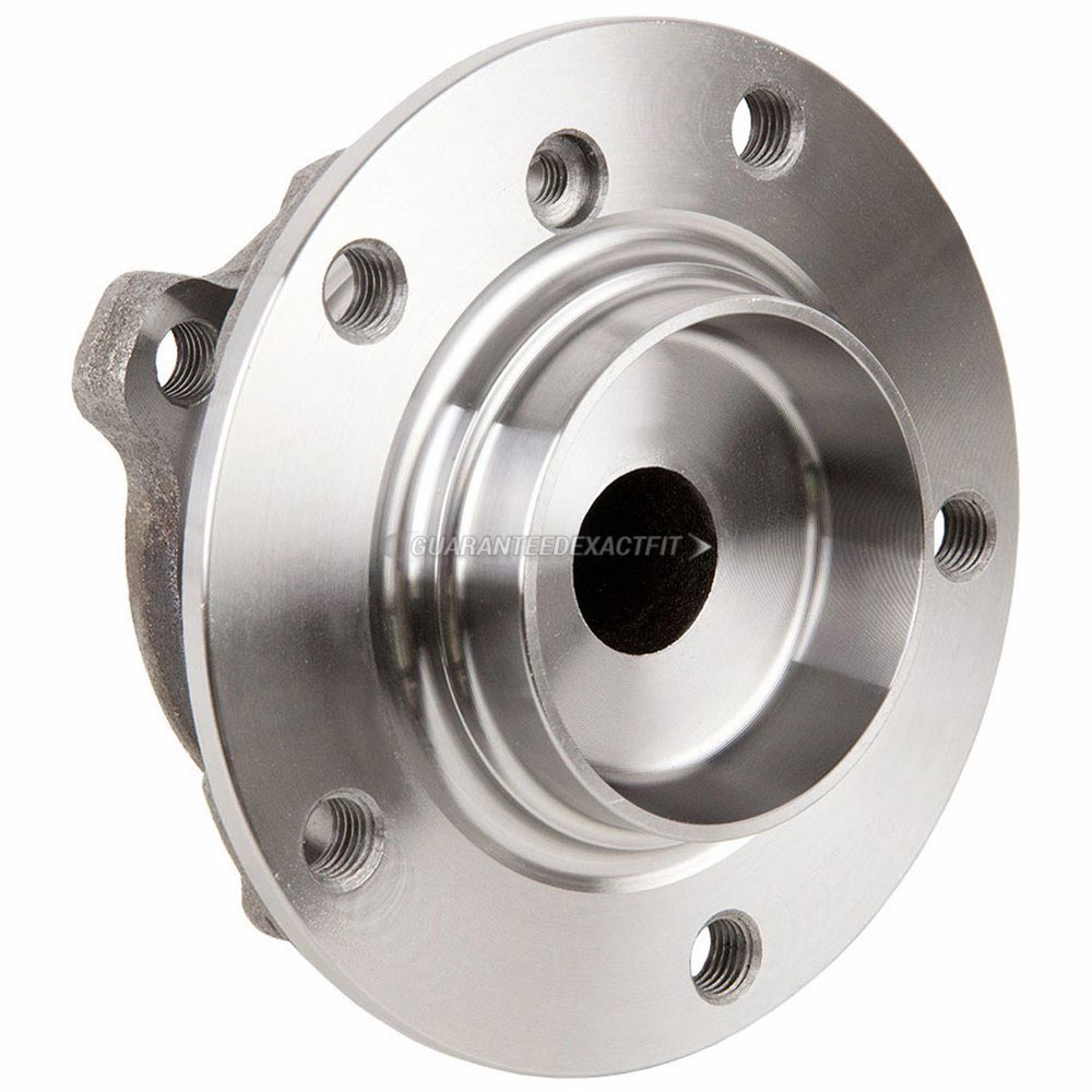 BMW 645Ci Wheel Hub Assembly