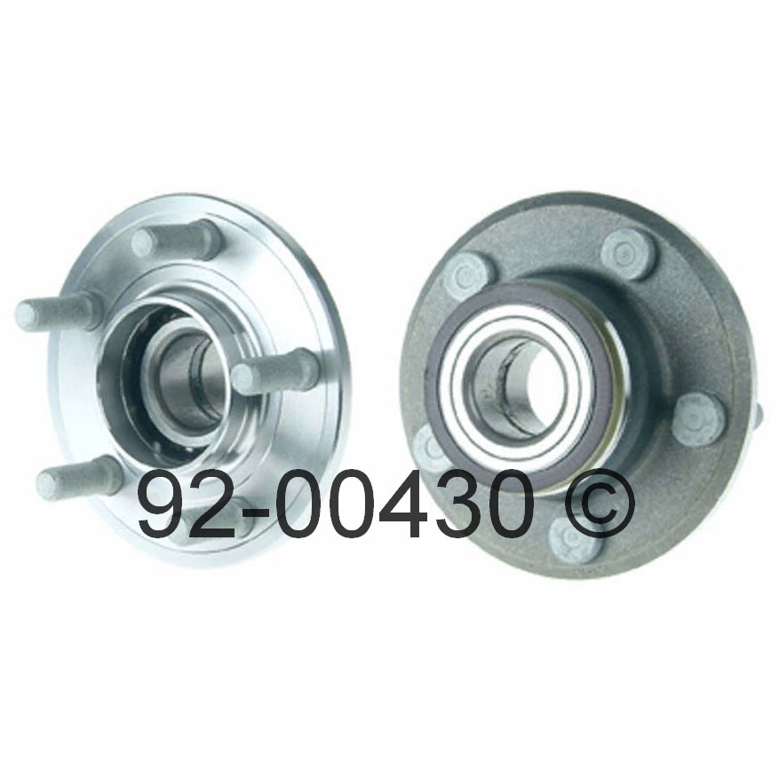 Wheel Hub Assembly 92-00430 ON