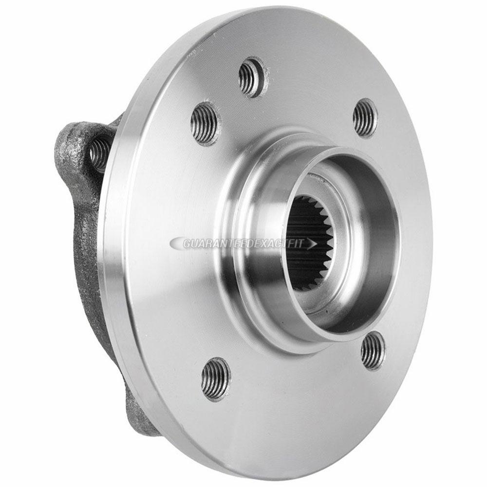 Mini Cooper Wheel Hub Assembly