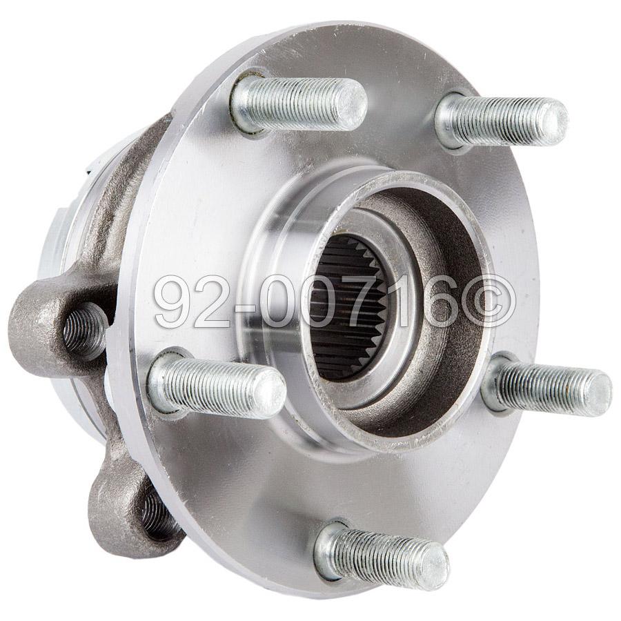 Nissan Maxima Wheel Hub Assembly