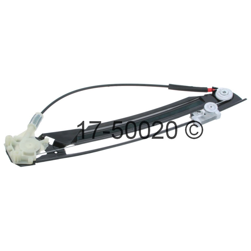 BMW 530 Window Regulator Only