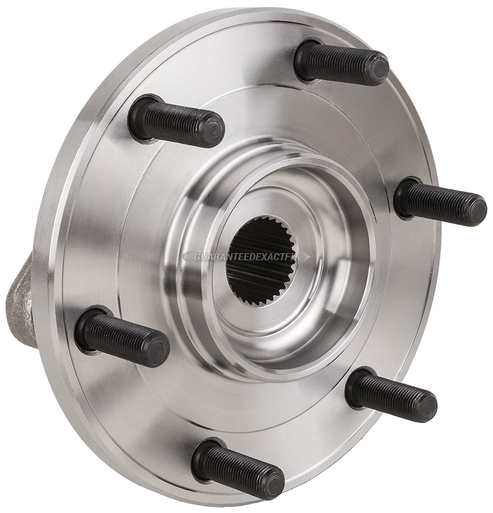 Infiniti QX56 Wheel Hub Assembly