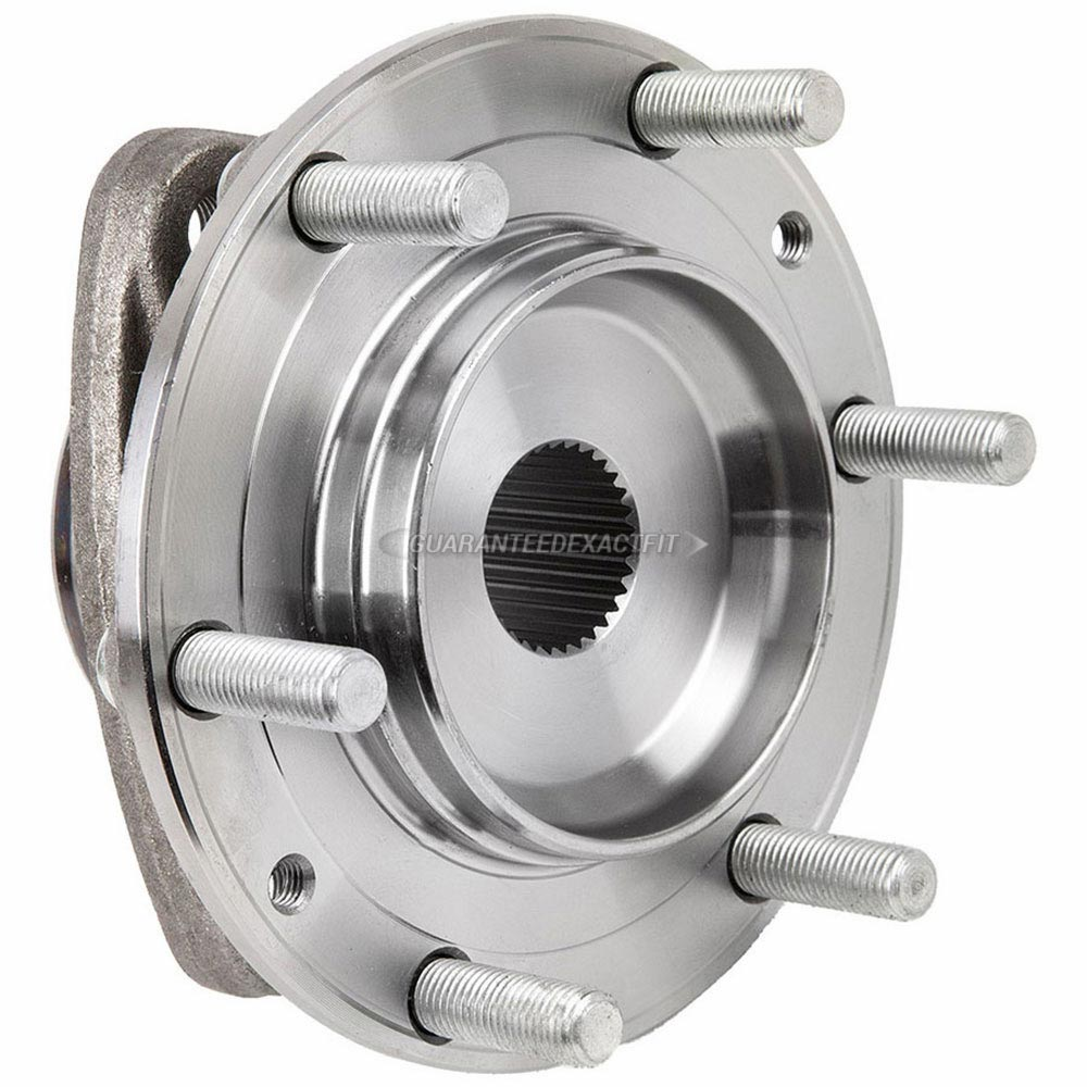 Hyundai Entourage Wheel Hub Assembly