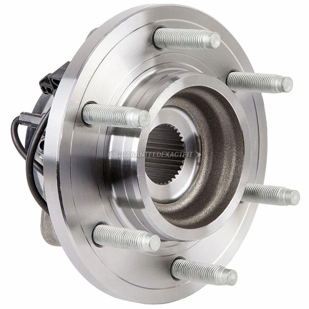 Hummer H3 Wheel Hub Assembly