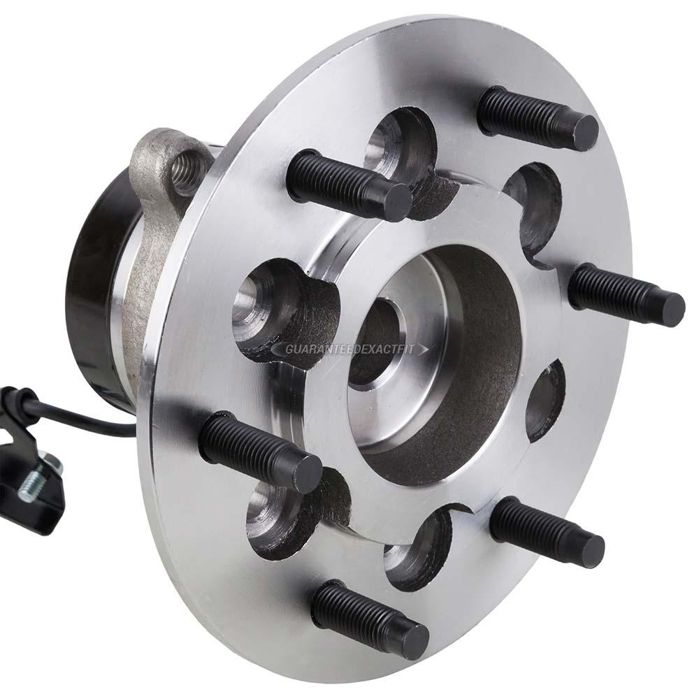 Gmc canyon wheel hub assembly