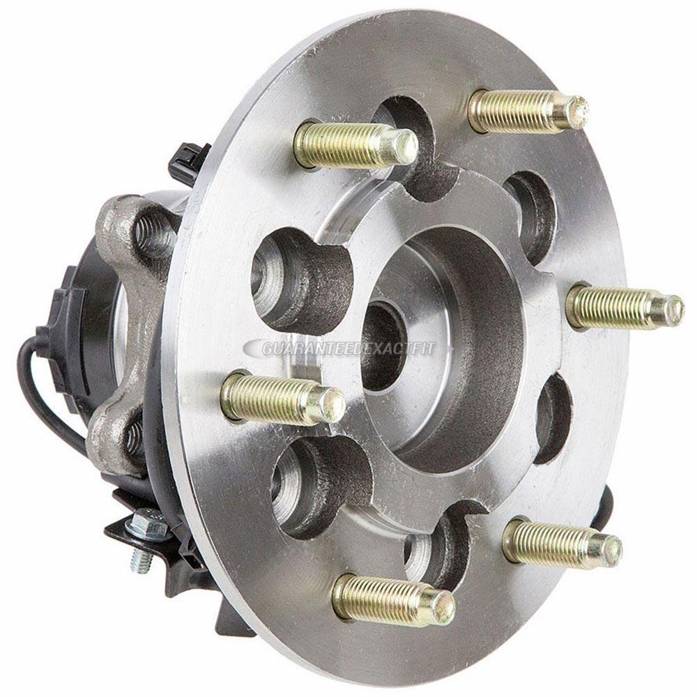 Hub Truck Parts : Isuzu i series truck wheel hub assembly