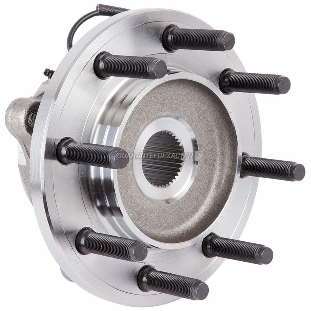Hub Truck Parts : Dodge ram trucks wheel hub assembly front