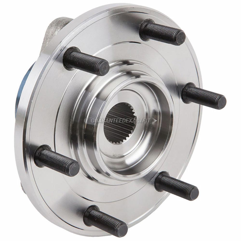 Infiniti QX56 Wheel Hub Assembly