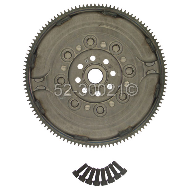 Jeep  Dual Mass Flywheel