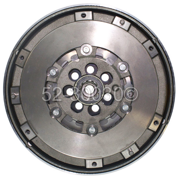 Kia Optima Dual Mass Flywheel