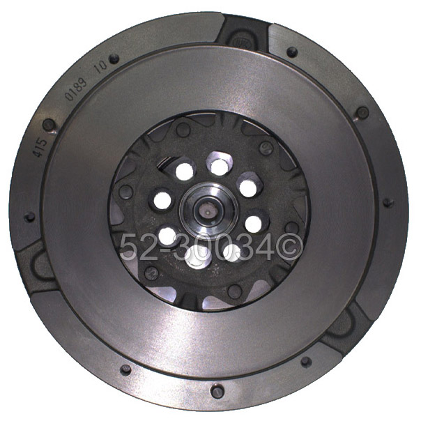 BMW Z4 Dual Mass Flywheel