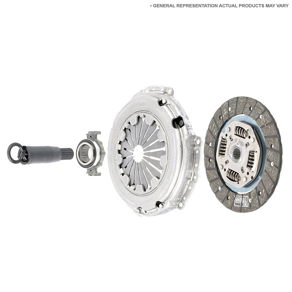 Jeep Liberty Clutch Kit