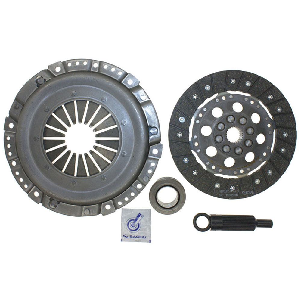 Sachs clutch kits for mercedes benz 190e oem ref k7001301 for Mercedes benz oem replacement parts