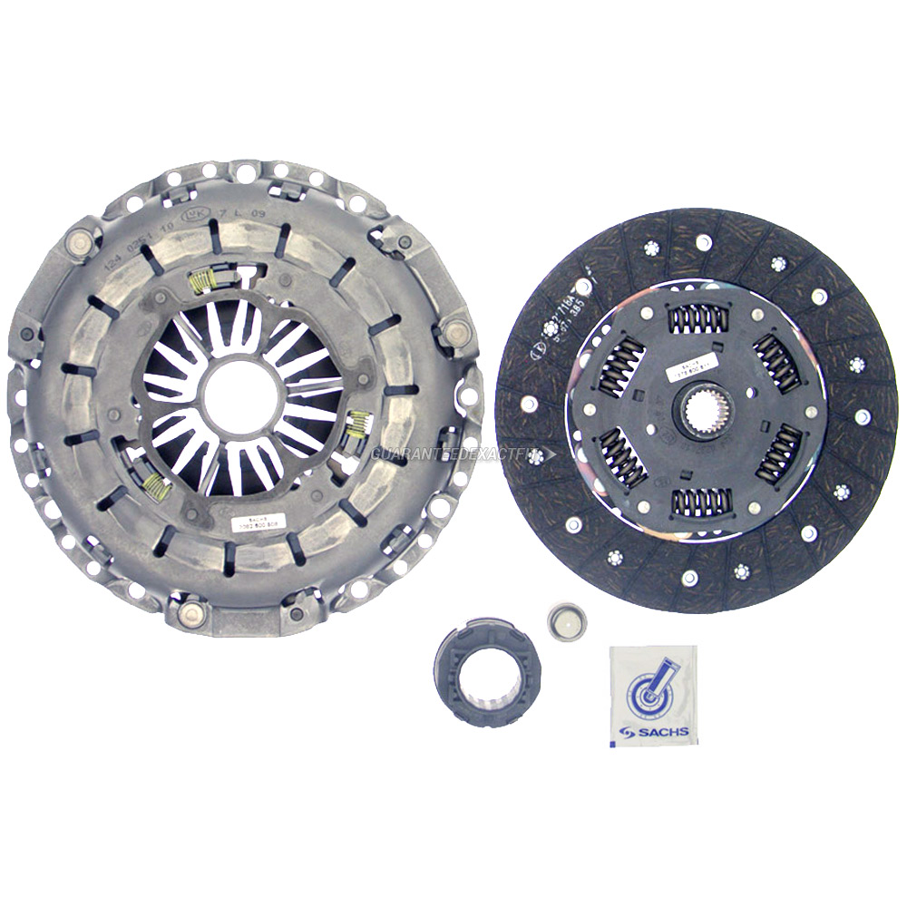 Audi Allroad Quattro Clutch Kit