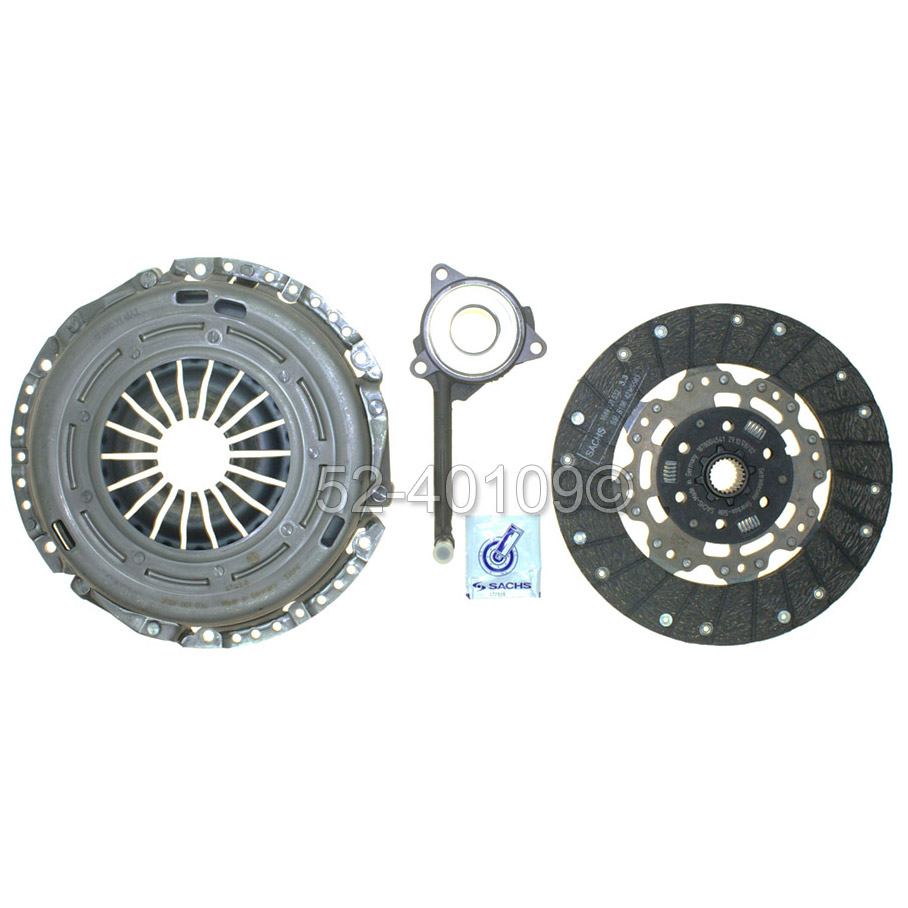 Volkswagen CC Clutch Kit