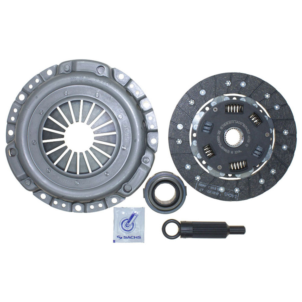 Sachs clutch kits for mercedes benz 190e 1984 1987 oem ref for Mercedes benz oem replacement parts