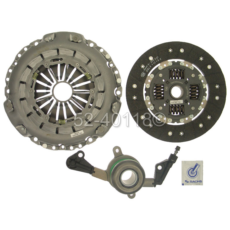 2002 Mercedes Benz C230 Clutch Kit