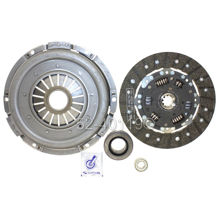 1967 Mercedes Benz 250SL Clutch Kit
