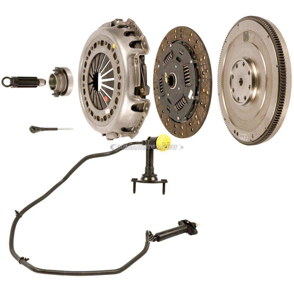 Dual Mass Flywheel Conversion Kit