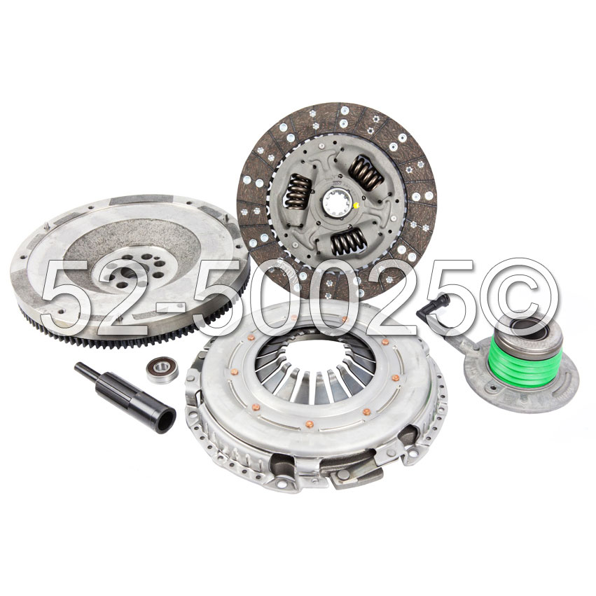 GMC  Dual Mass Flywheel Conversion Kit