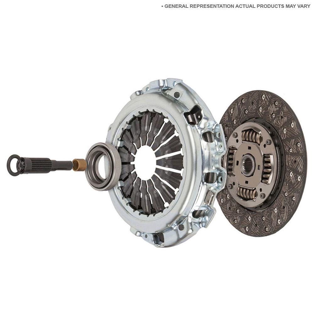 1991 Subaru Legacy Clutch Kit - Performance Upgrade
