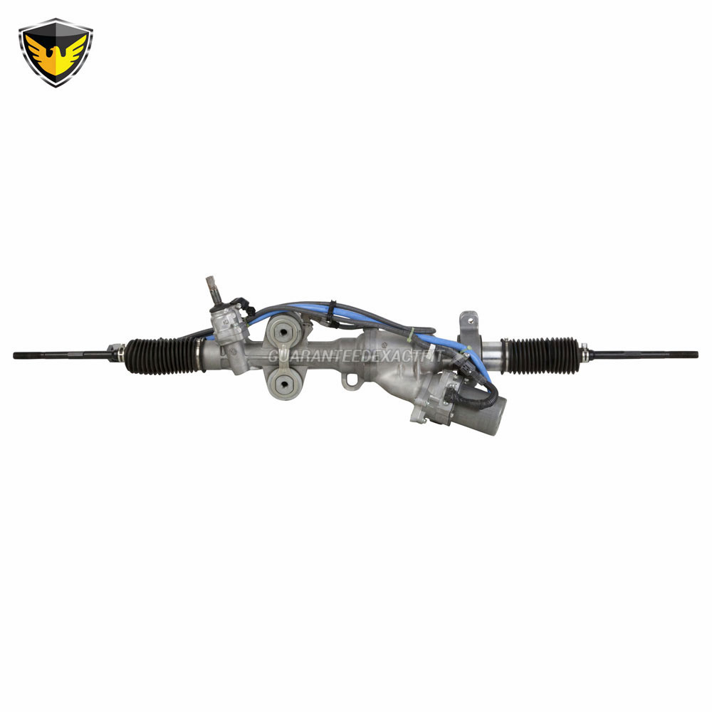 Gmc Yukon Electric Steering Rack