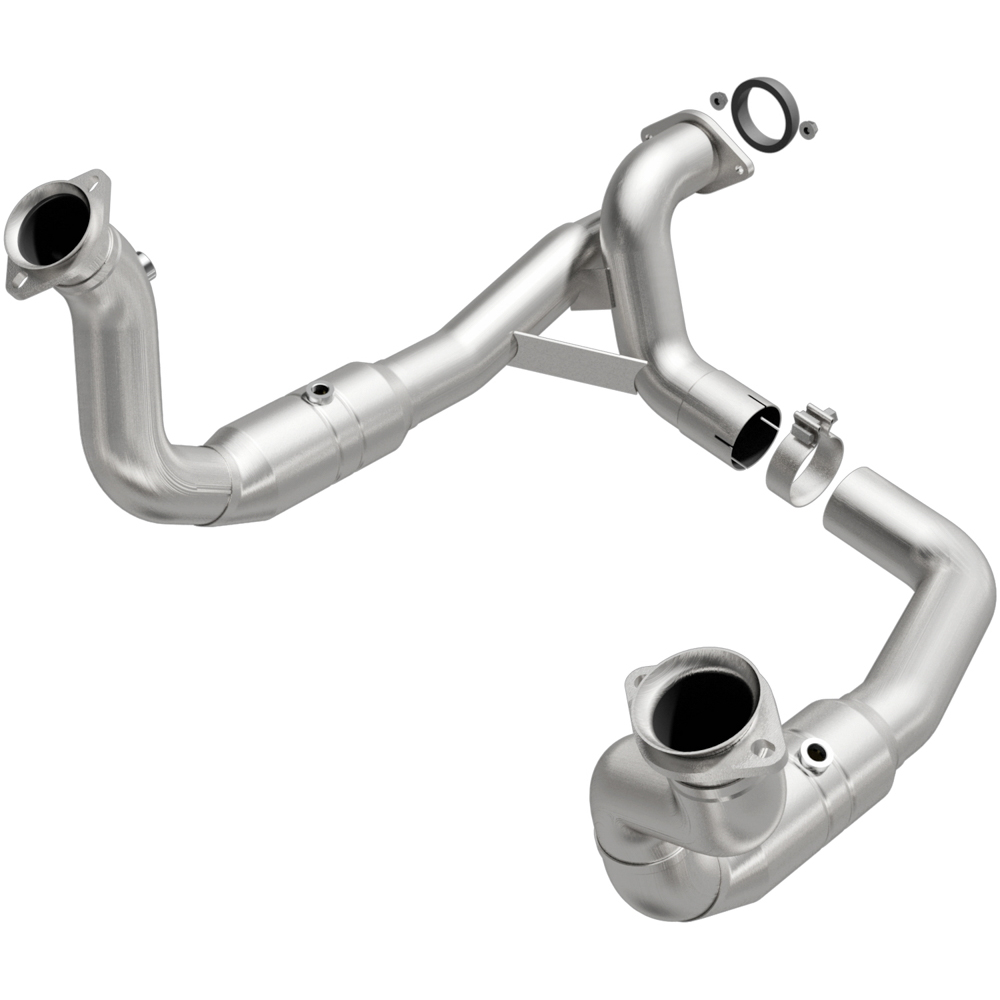 2013 Ford F Series Trucks Catalytic Converter EPA Approved