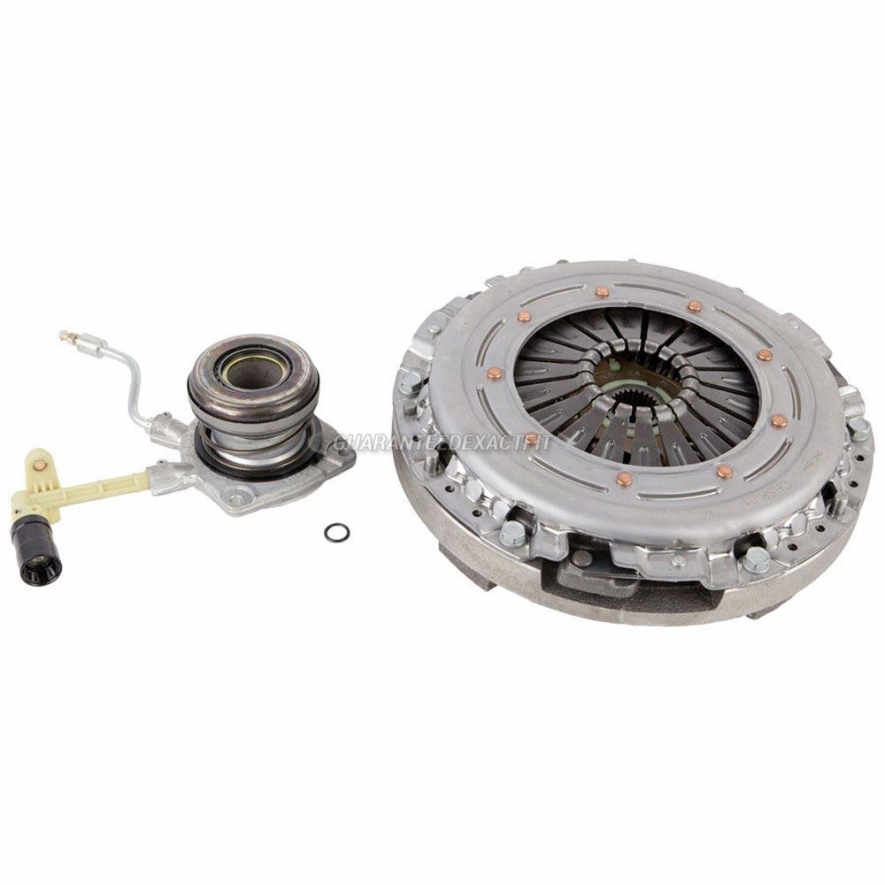 Chrysler  Dual Mass Flywheel Conversion Kit