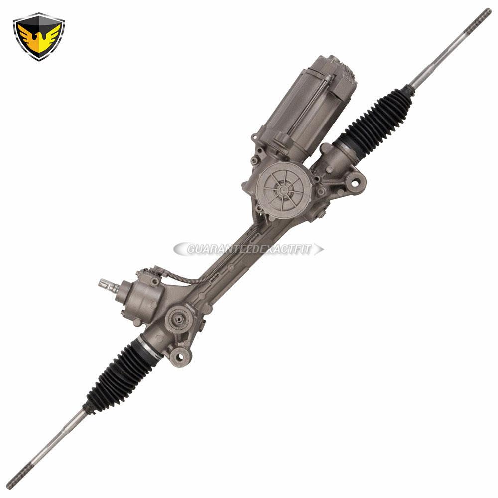 Gmc Terrain Electric Steering Rack
