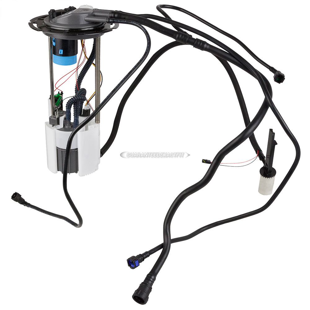 Pontiac Torrent Fuel Pump Assembly