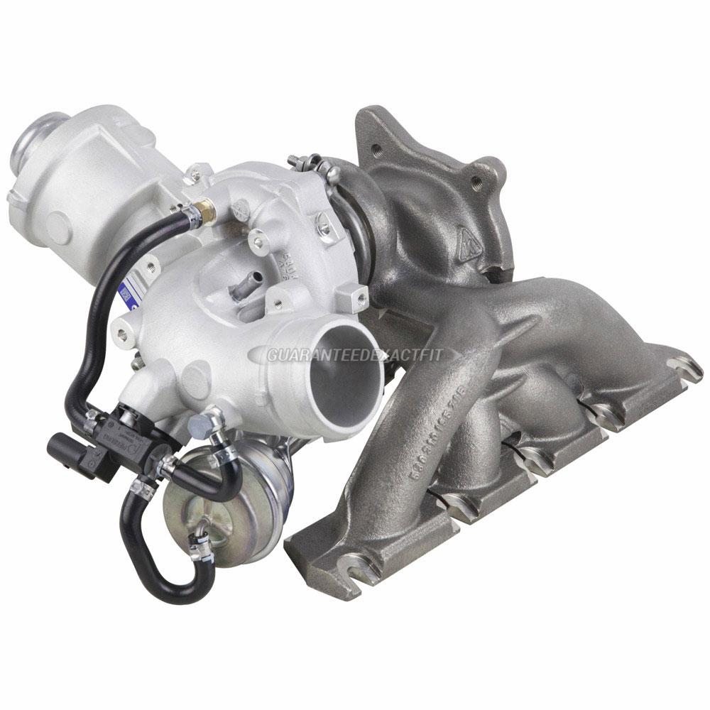 New BorgWarner Turbo Turbocharger For Audi A4 2.0T BWT