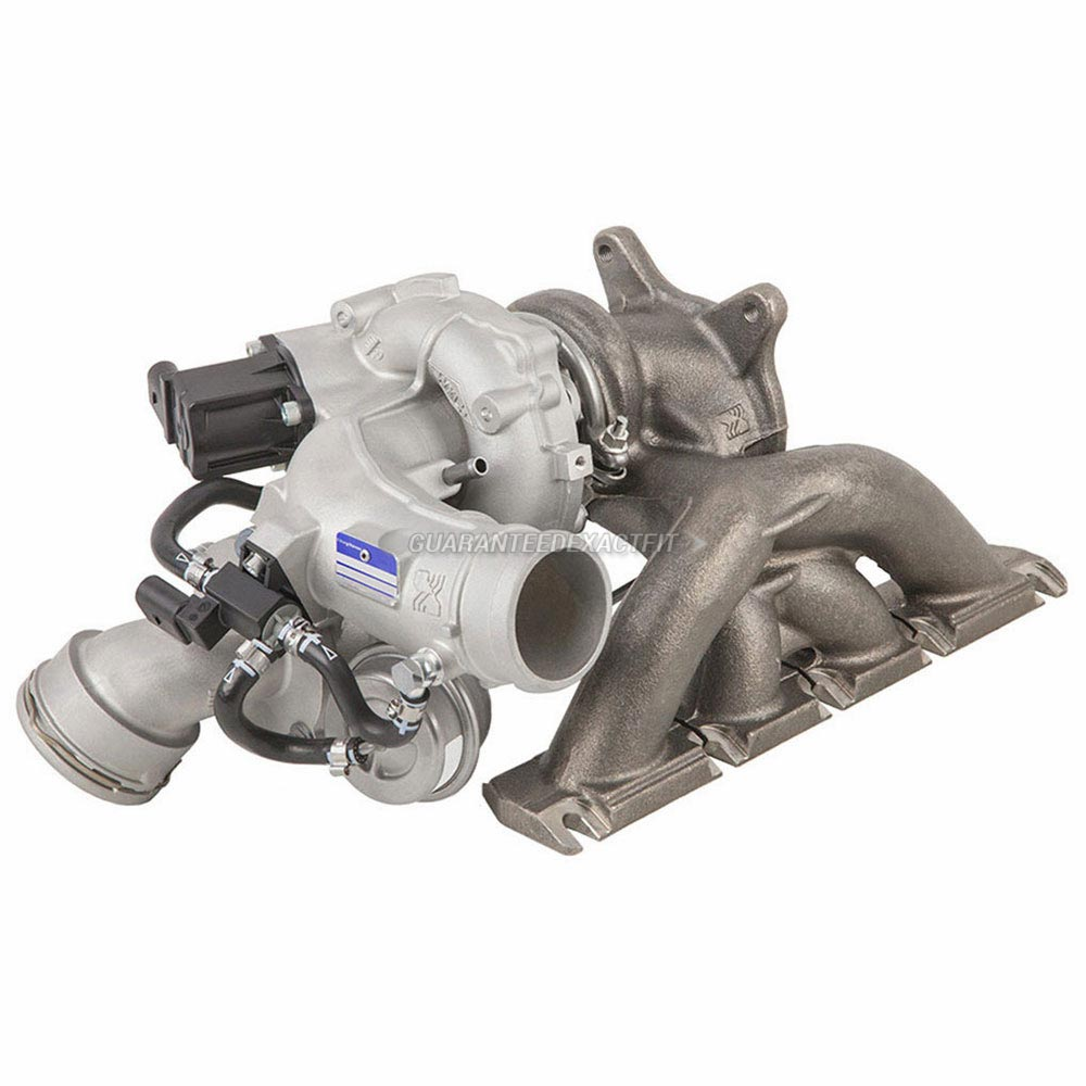 2008 Volkswagen GTI Turbocharger