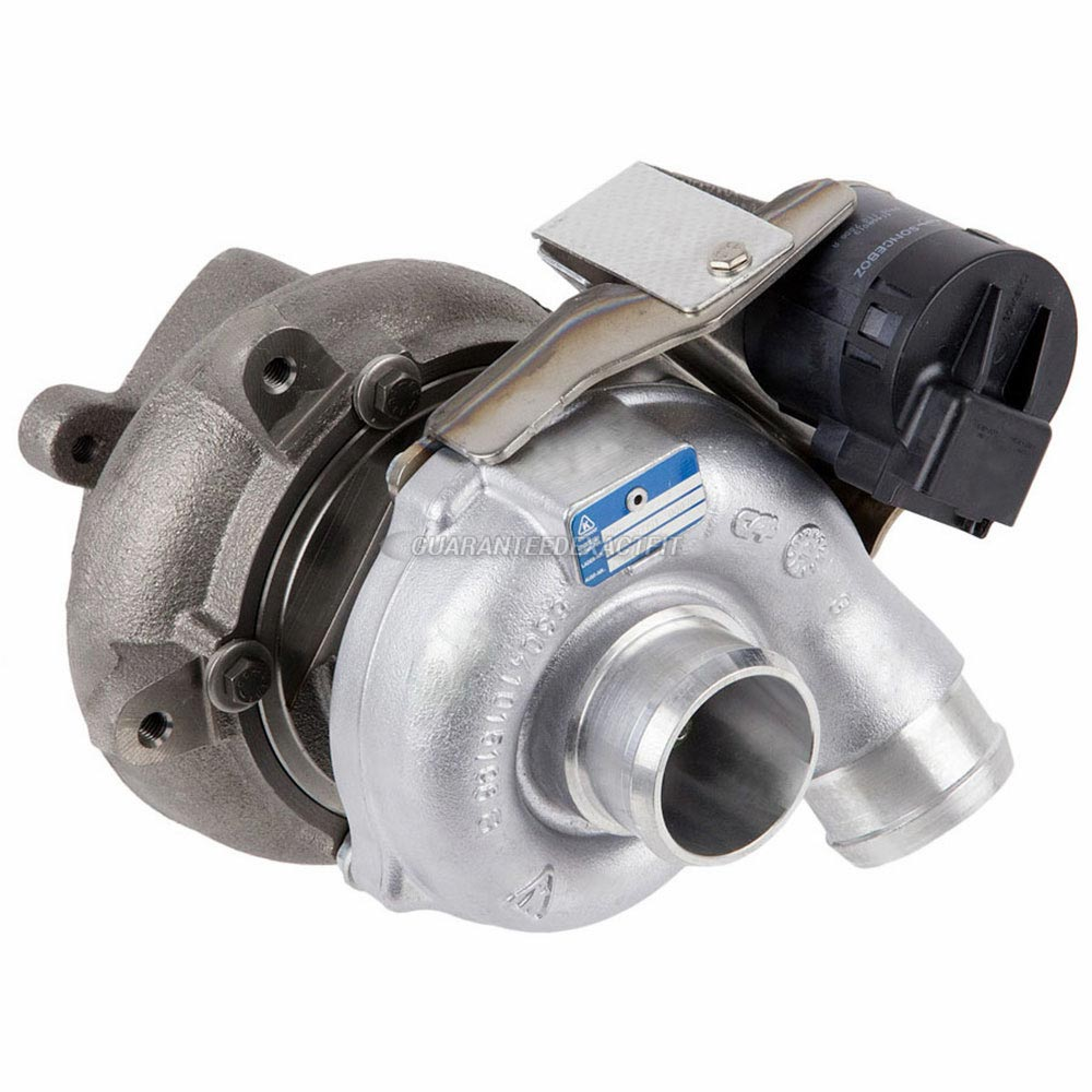Turbocharger