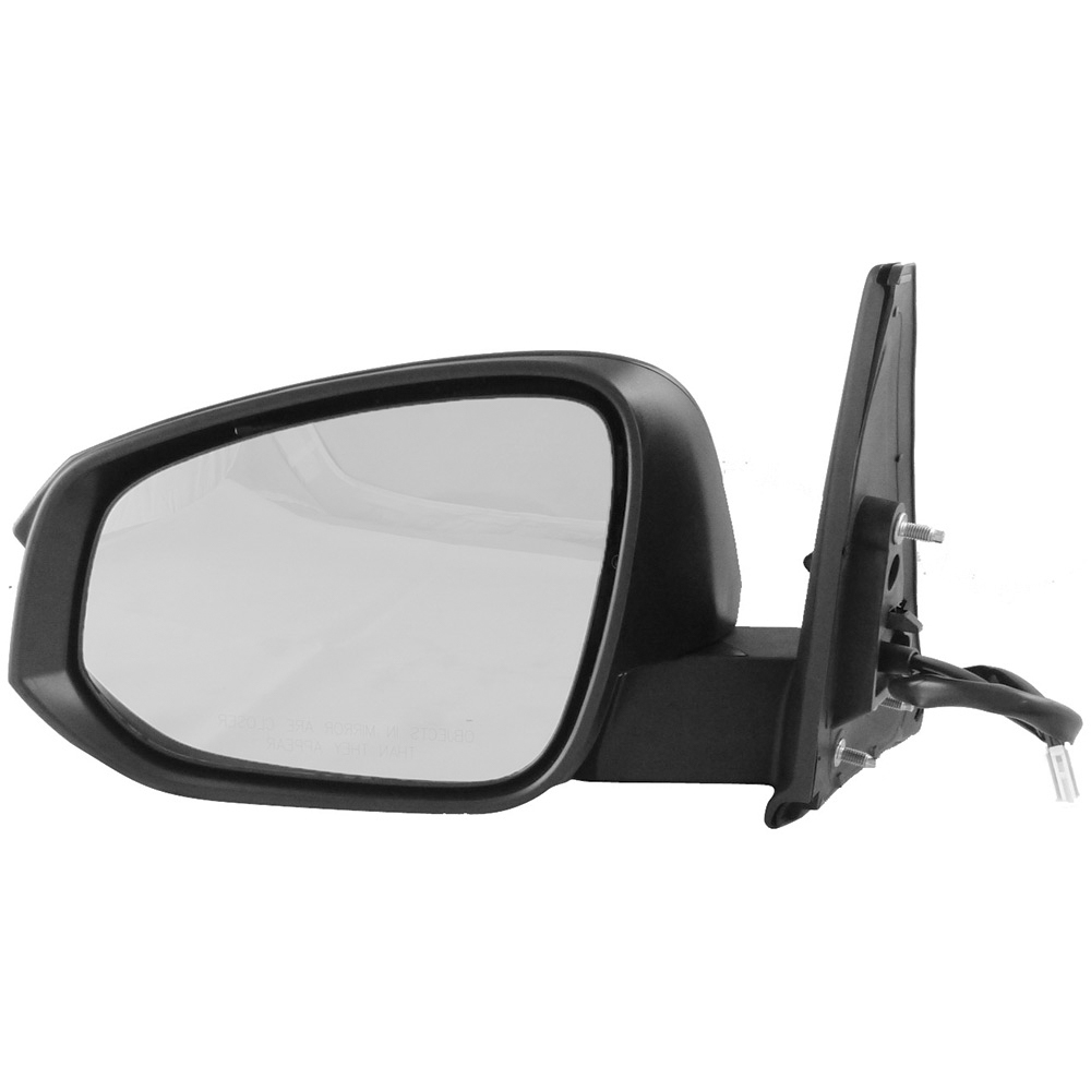 BuyAutoParts 14-80311MW Side View Mirror Set