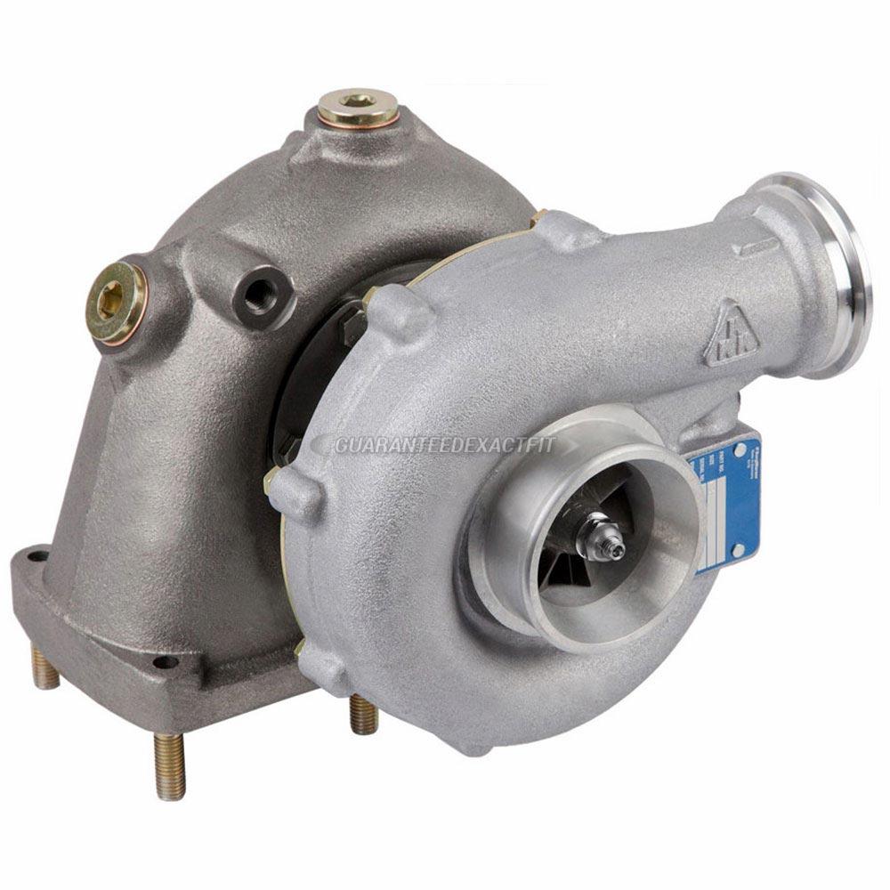 Volvo Marine Engines: Turbocharger For Volvo Penta