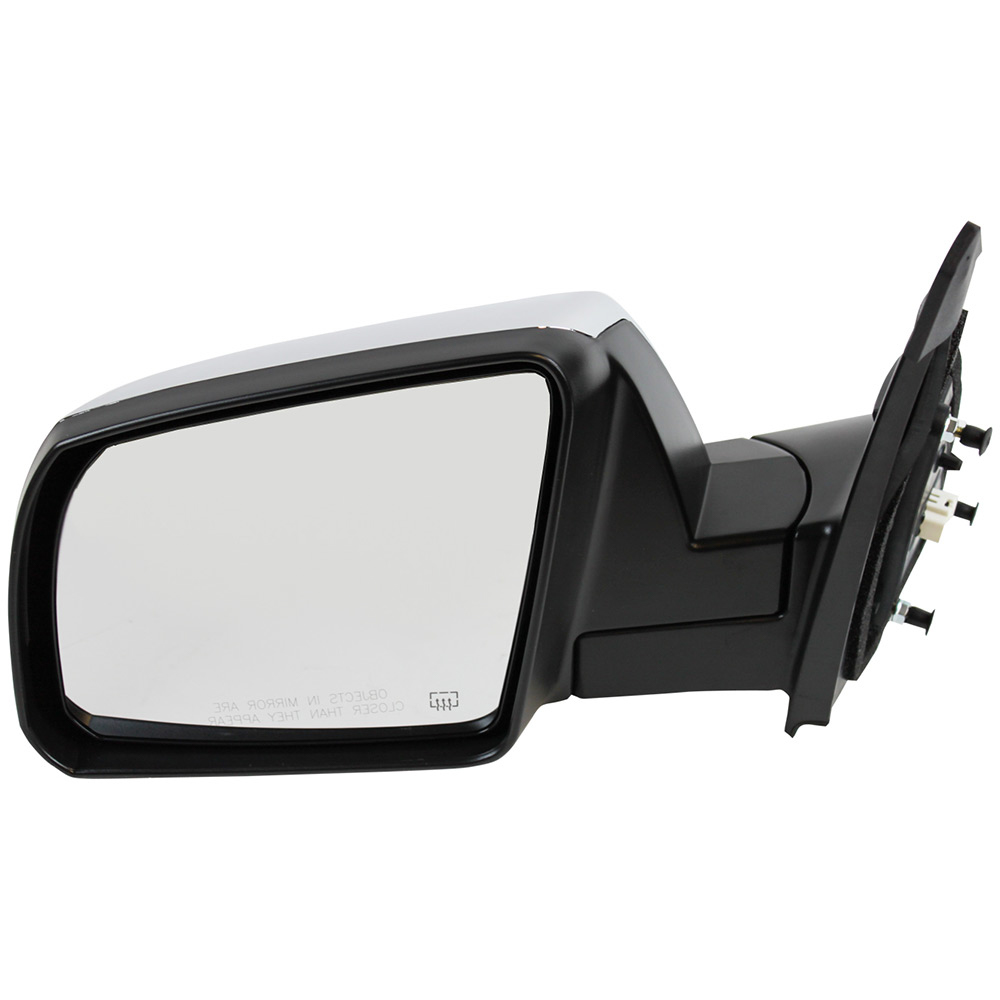BuyAutoParts 14-11739MH Side View Mirror