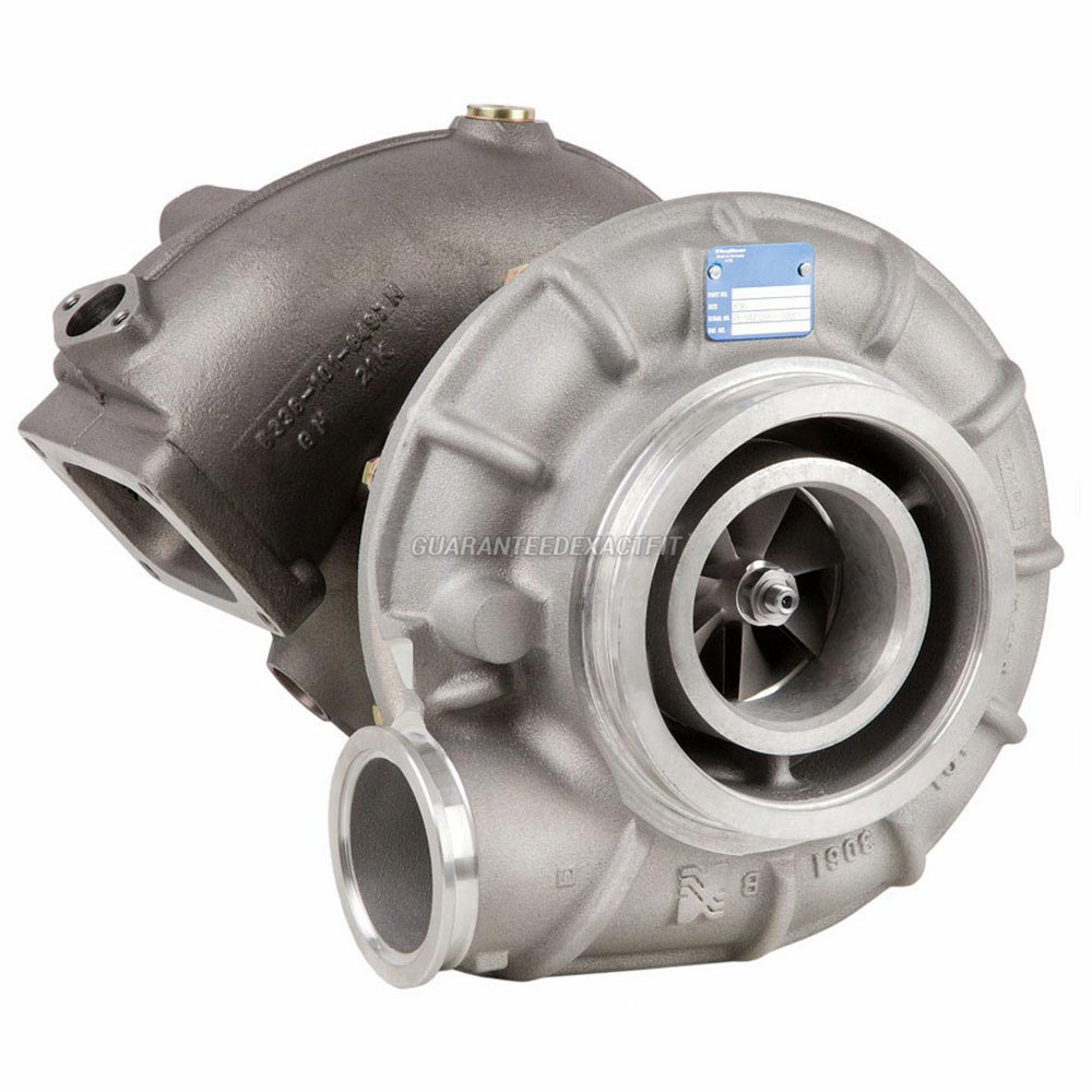 MAN Heavy Duty Engines  Turbocharger