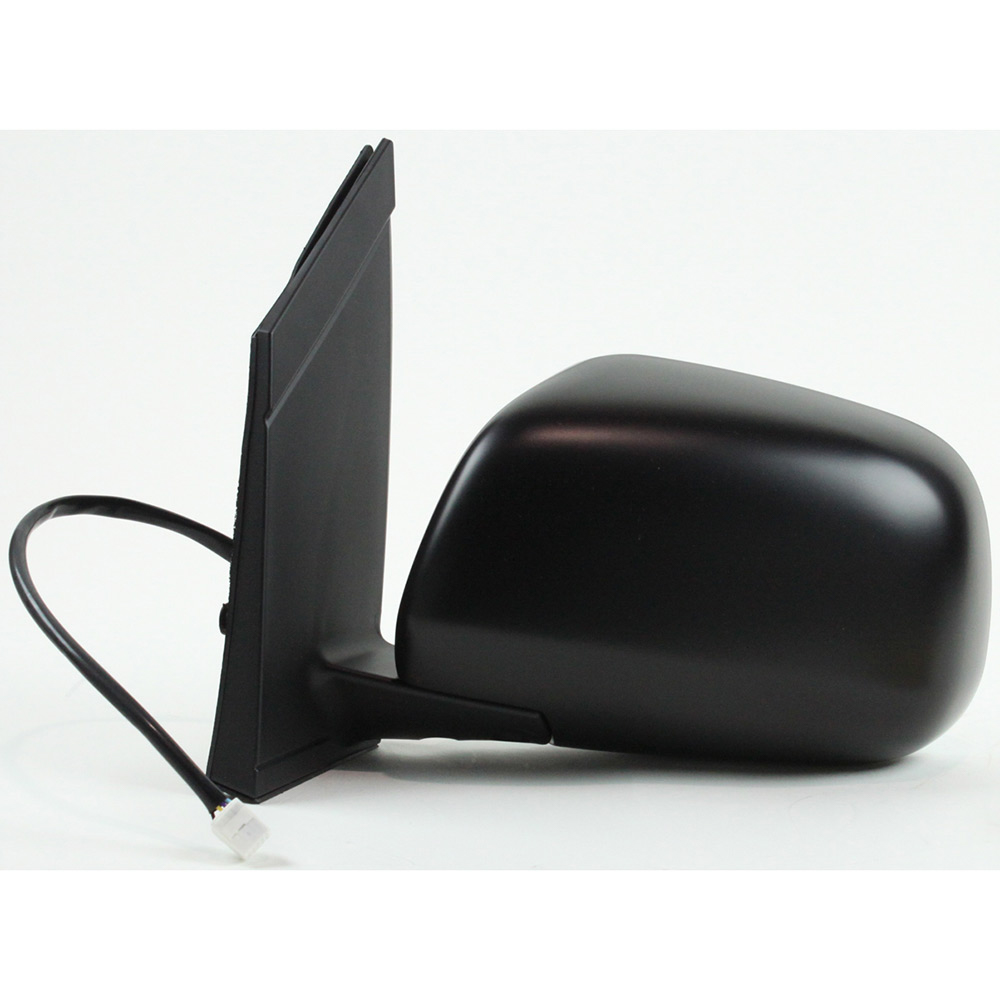 BuyAutoParts 14-11761MJ Side View Mirror