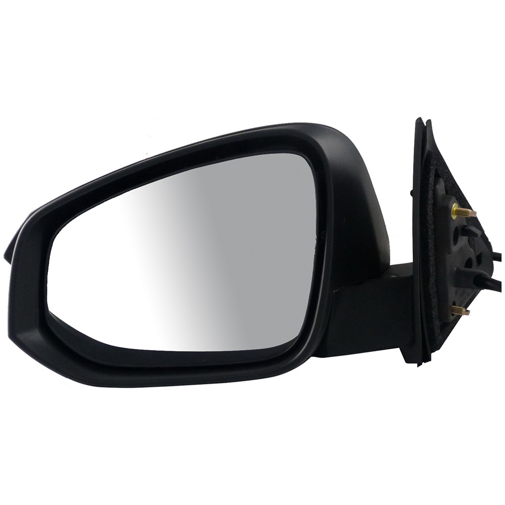 BuyAutoParts 14-11780MI Side View Mirror