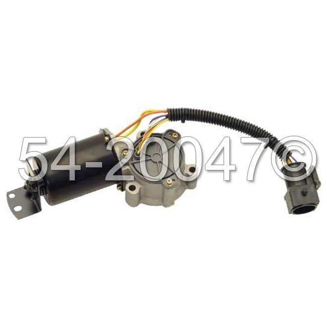 Ford Bronco Transfer Case Encoder Motor