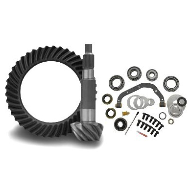 Ford E Series Van Ring and Pinion with Installation Kit